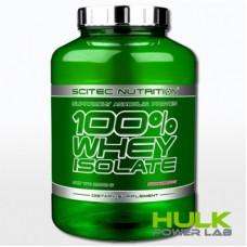 Scitec Nutrition 100% Whey Isolate 2 кг