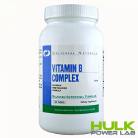 Universal Nutrition Vitamin B Complex 100 таб.