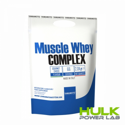 Yamamoto Nutrition Muscle Whey Complex 2000 g