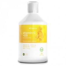Sporter Vitamin C + D3 - 500 мл