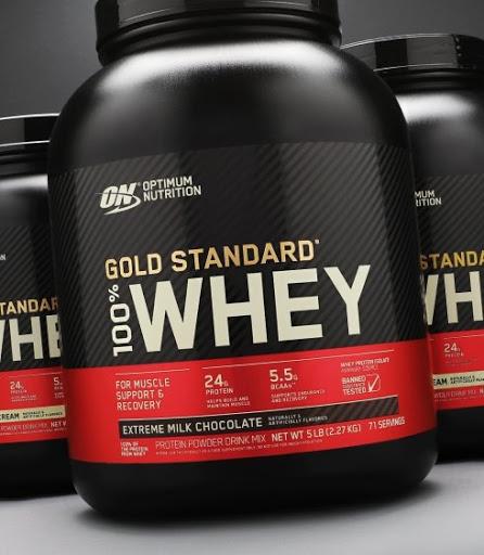 Optimum Nutrition Gold Standard 100% Whey 2,27 кг купить Харьков Фото